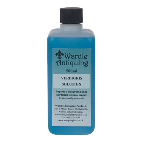 Verdigris Solution 500ml